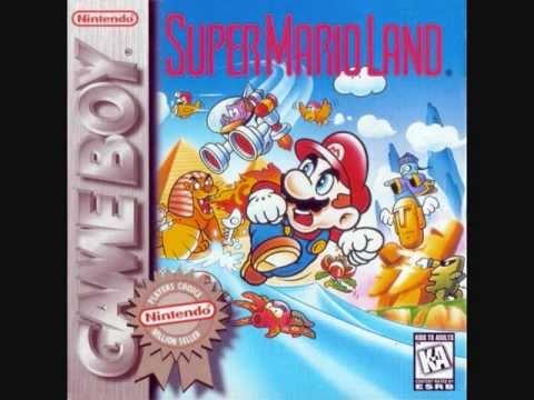 Super Mario Land Music - all tracks
