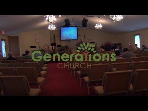 """Happy Anniversary Generations Church!"" | Sunday Service | 10/09/17"
