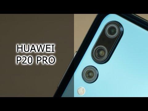 Впечатление от Huawei P20 Pro
