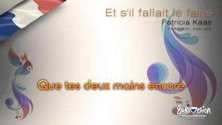 Patricia Kaas Et S Il Fallait Le Faire France