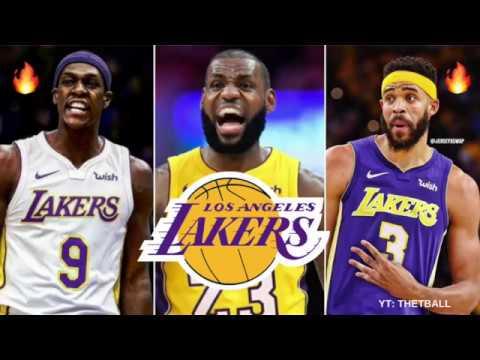 Previewing the Los Angeles Lakers 2018-19 NBA Season & Predictions! | LeBron James & Lonzo Ball Duo!