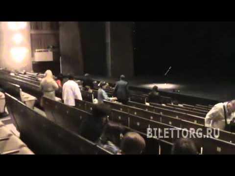Театр Сатирикон схема зала,