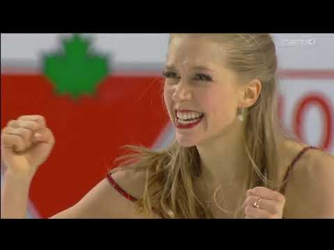 Kaitlyn Weaver / Andrew Poje 2018 Canadian Tire National Ska
