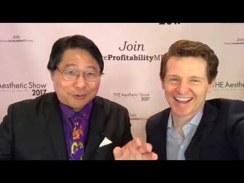Dr Lee interview by Head & Neck Facial Plastic Surgeon, Rich Castellano