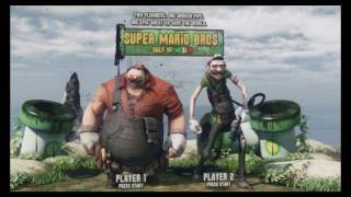 Super Mario Bros. - Gulf of Mexico -