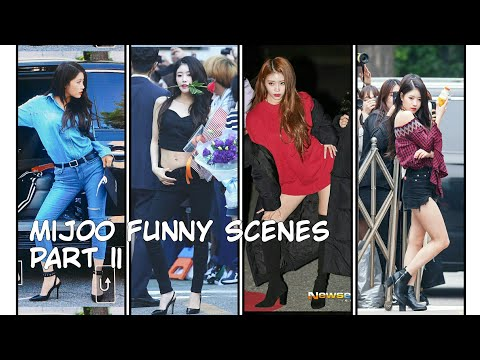 Lovelyz Lee Mijoo funny (part2)