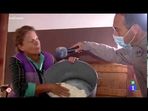 VÍDEO Pastores y queseros de Onís en España Directo de TVE