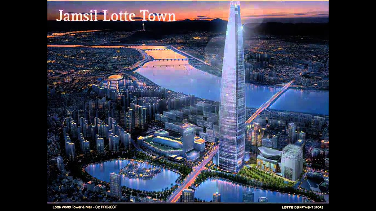 Jamsil Lotte Town C2 Project - YouTube