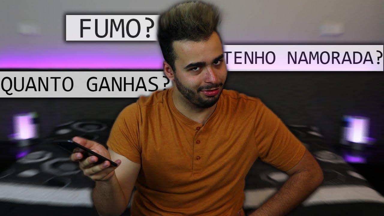 PERGUNTAS QUE TENHO EVITADO RESPONDER