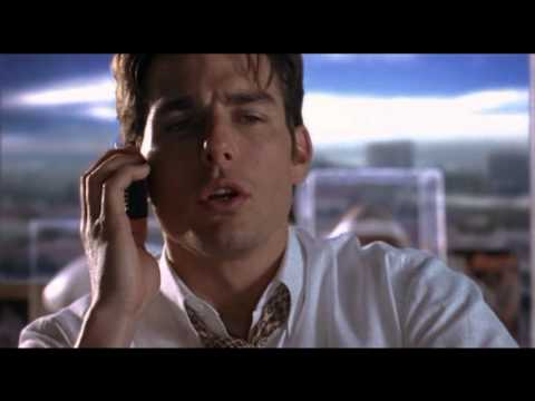 JERRY MAGUIRE - Show Me the Money - MATHEMATICS in the MOVIES