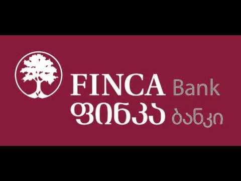 ფინკა ბანკი საქართველოს რადიო რეკლამა / FINCA Bank Georgia Radio advertisement