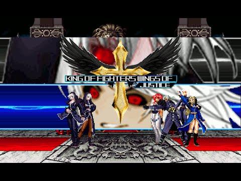 Angelique & Reas Vs Kyaga,Sakura,Wind,P-Yukino