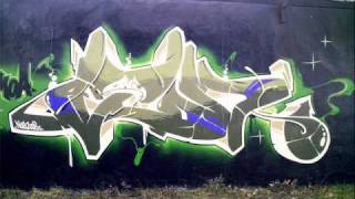 Atom One Graffiti