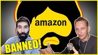 Banned By Amazon! Modern Day Book Burning Is Here