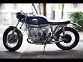 BMW R100 exhaust sound compilation