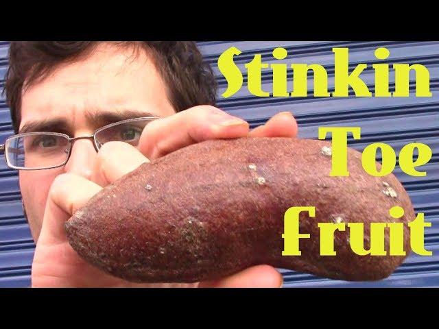 Stinking Toe Fruit – Weird Fruit Explorer Ep 220