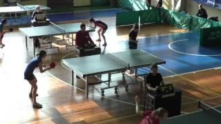Чемпионат Украины 2017. Финальные личные соревнования