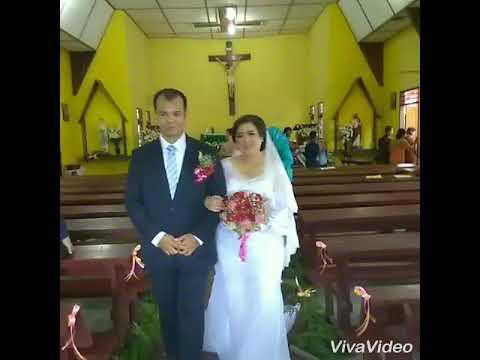 Titi DJ - Menikahimu (Benny & Dionita Wedding)