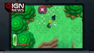 Game | IGN News New Zelda Game Announced For Nintendo 3DS | IGN News New Zelda Game Announced For Nintendo 3DS