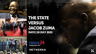 WATCH LIVE | Ex-president Jacob Zuma's corruption trial set to continue virtually amid unrest