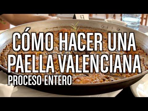 Receta paella valenciana. Los secretos y trucos que siempre has querido saber.