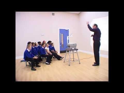 Leeds Schools Xmas Concert 2006 - interviews