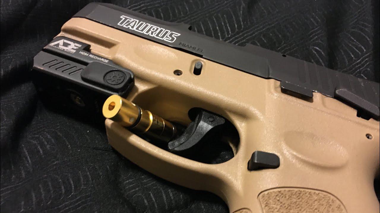 Pink Rhino 9mm Laser Training Cartridge