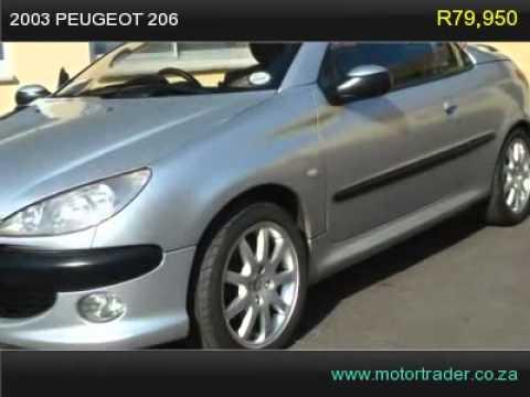 Ficha tecnica de peugeot 206 cabriolet 2007 http 0 km ficha - Peugeot 206 coupe cabriolet review ...