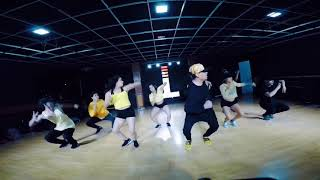 JALEO by Nicky Jam & Steve Aoki -  Coreografía Jesus Núñez Video