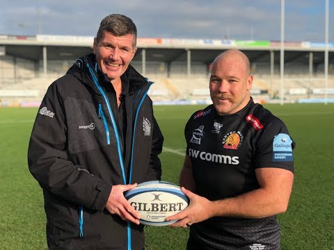 First Interview! Kyle Cooper Signs For Exeter Chiefs