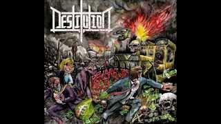 DESTITUTION - Alcathrash