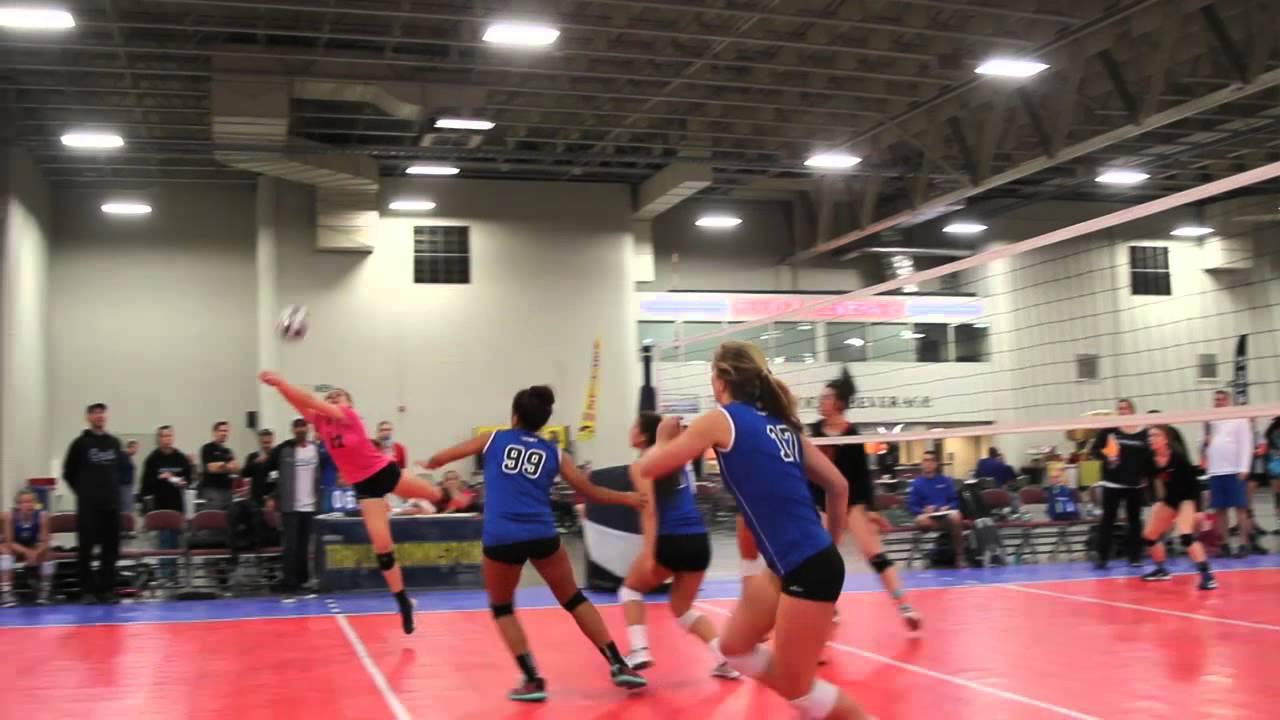 2016 Triple Crown Volleyball Pre-Season NIT - YouTube