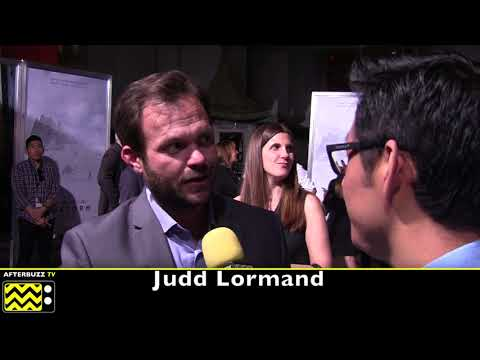 Judd Lormand  I  Geostorm Premiere  I  2017