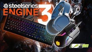 SteelSeries Engine 3 — Настройка зрозумілою мовою!