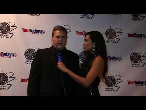 Daniel Roebuck  Northeast Film Festival Red Carpet 2017