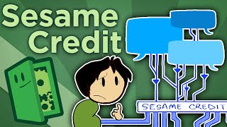 Propaganda Games: Sesame Credit - The True Danger of Gamification - Extra Credits(China has gamified being an obedient citizen with the creation of Sesame Credit. It creates a social score that pushes people to behave the way the government ..., 2015-12-16T18:11:09.000Z)