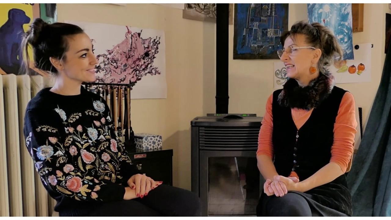 Lison des Sources: se connecter à soi & une aventure entrepreneuriale féminine