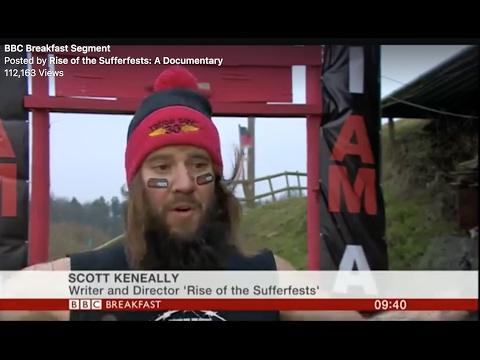Sufferfests on BBC Breakfast