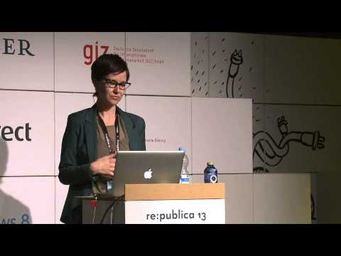 re:publica 2013 - Raegan MacDonald: Surveillance by Design on YouTube