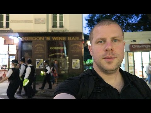Gordon's wine bar wine and cheese Villiers Street Charing Cross London