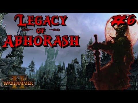 Legacy of Abhorash #6: Blood Dragon Vampire Challenge Campaign | Total War: Warhammer 2