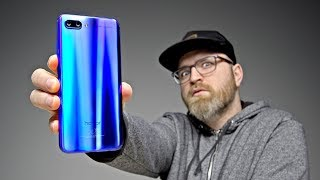 The Crazy Color Shifting Smartphone...