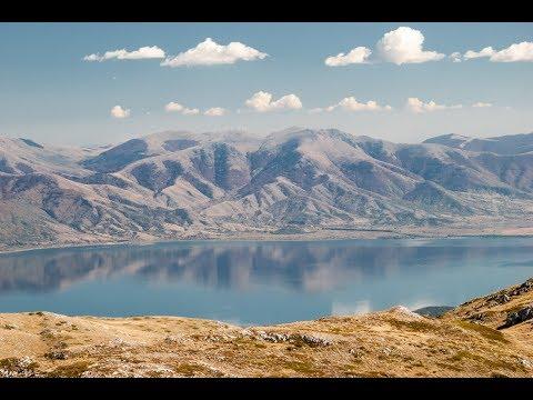 Magaro 2255 m - the highest peak of Galicica, Macedonia