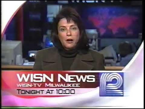 2001 WISN News at 10 Commercial 9