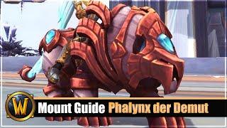 Mount Guide #175: [Phalynx der Demut]