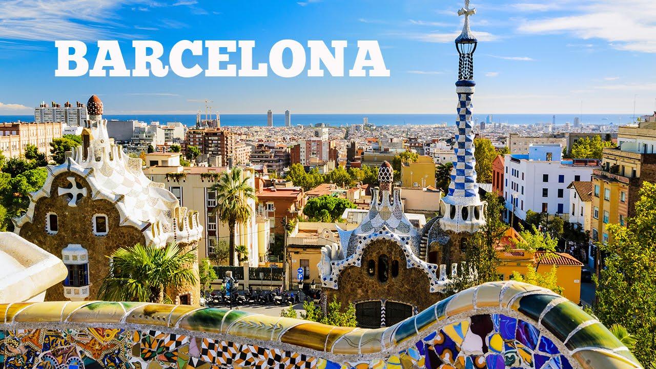 Wandering Through Beautiful Barcelona Youtube