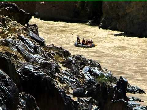 Ladakh - White Water Rafting  (Cox & Kings)