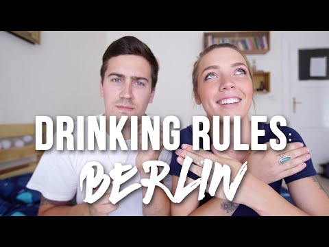 Berlin Drinking Rules