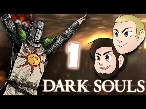 Dark Souls: The Crash Bandicoot of Action RPGs - EPISODE 1 - Friends Without Benefits