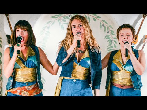 Lily James sings Mamma Mia Song Scene - MAMMA MIA 2 (2018) Movie Clip
